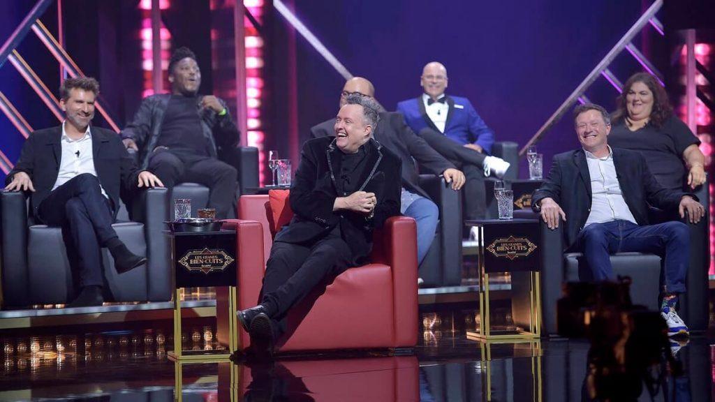 Comedyha!  Fest-Quebec: Mike Ward, funny sprinkler
