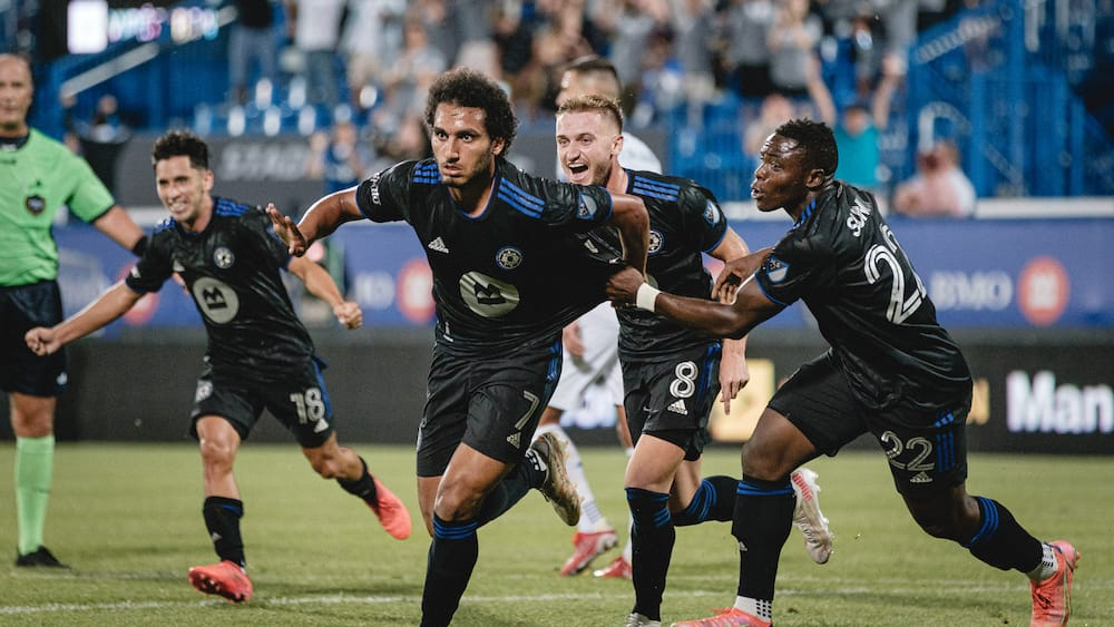 Completely crazy comeback from CF Montreal to Stade Saputo!