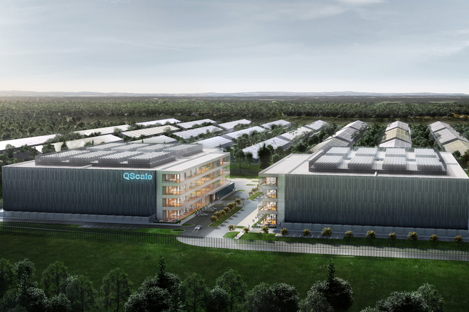 Data Processing Center in Lewis    Quebec will provide $ 90 million in aid to Quescale