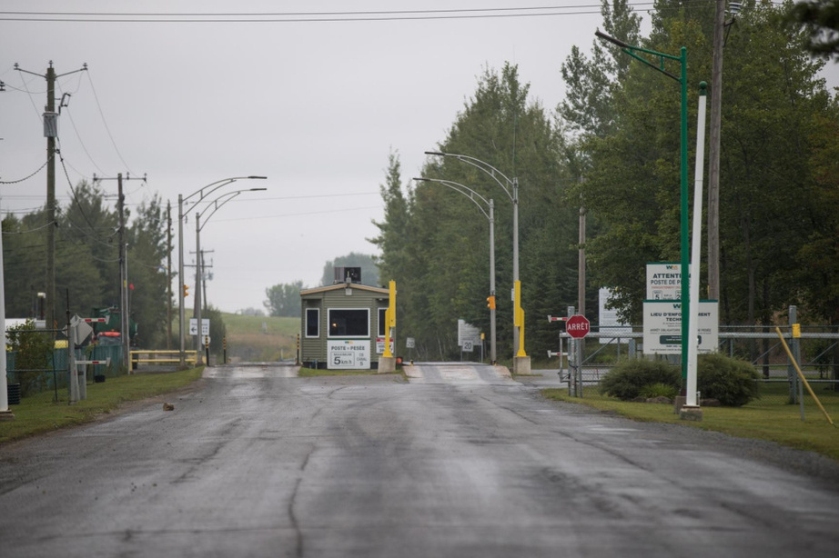 Drammandville |  Quebec bypasses Superior Court to expand landfill site