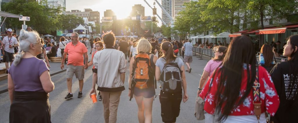 Festivals and public events for up to 5,000 people