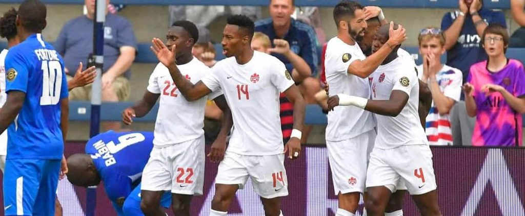 Gold Cup: First win for Canada