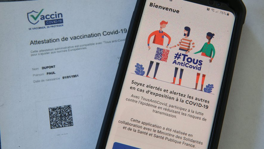 """""""I prefer to be eliminated rather than vaccinated"""": in Toulouse, she refuses to be vaccinated to go to work"""