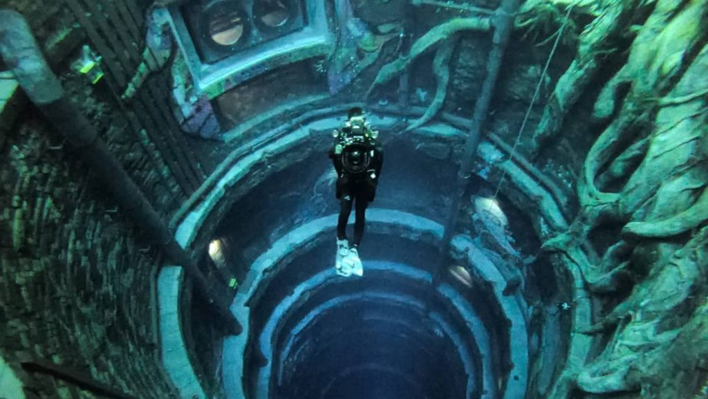 In pictures    Dubai has the deepest swimming pool in the world