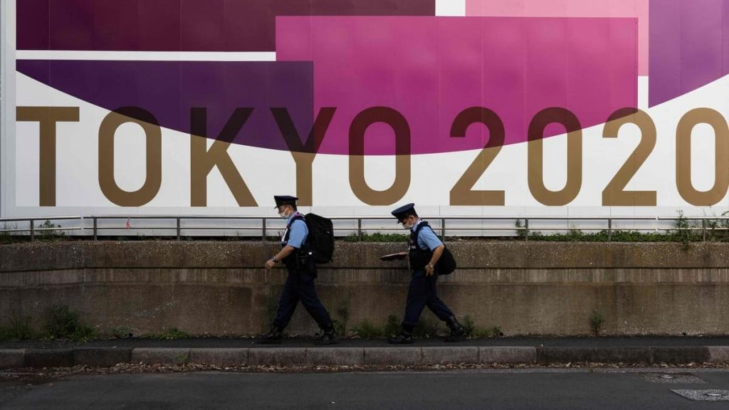 Japan: Is the population already polluted due to the Olympic Games?