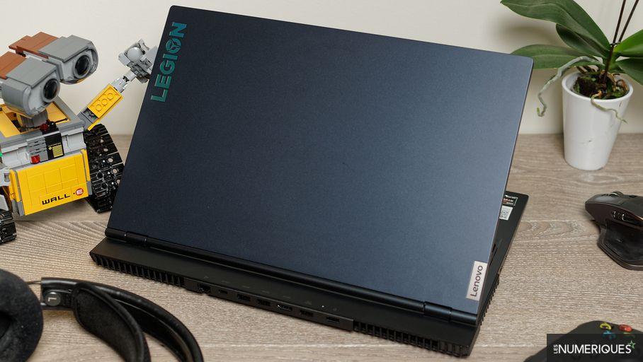 Lenovo Legion 5 Review: Interesting gaming performance for € 1000 laptop