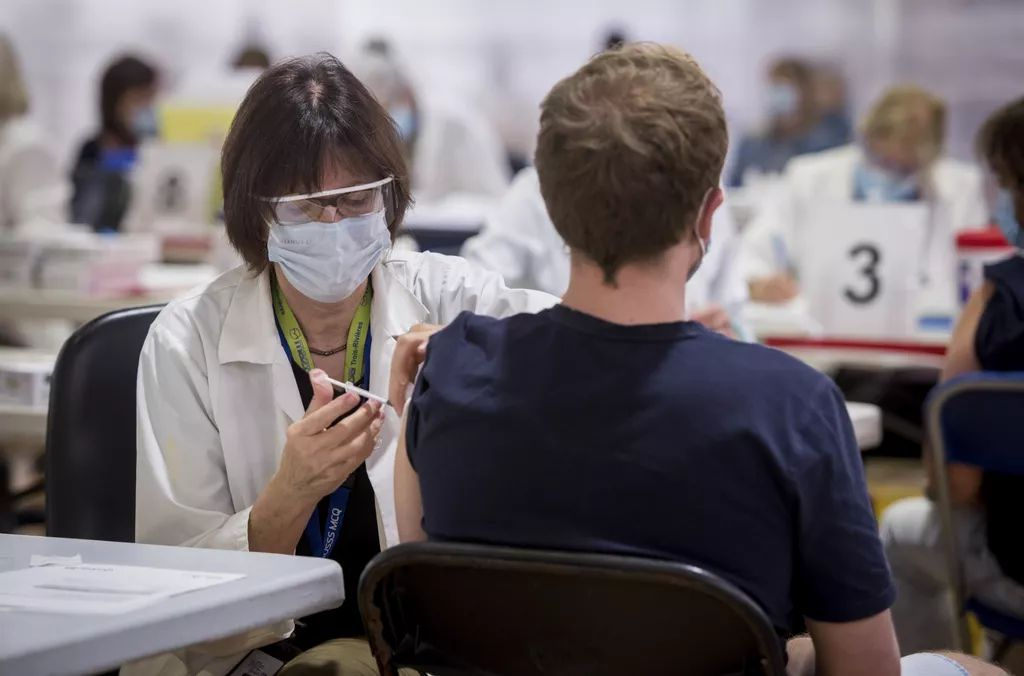 Loto-Vaccine Registration Start: You Have to Be Patient |  COVID-19 |  News |  The sun