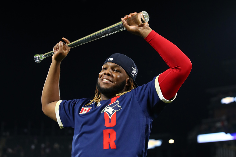 MLB    Vladimir Guerrero's son shines in the All-Star Game