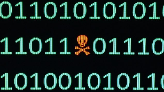 Many companies in the United States are threatened by a cyber attack