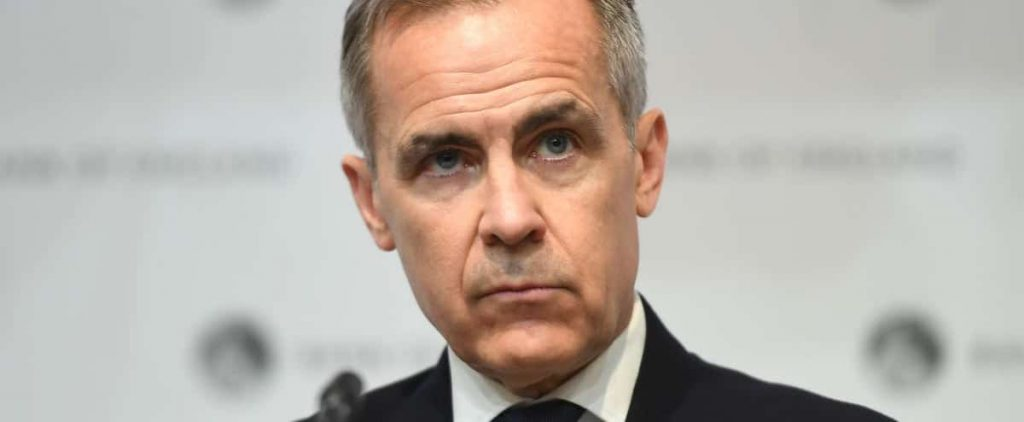 Mark Carney will not compete for the Liberals