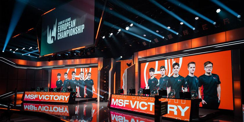 Misfits Gaming and Mad Lions qualify for LEC Summer Split Playoffs