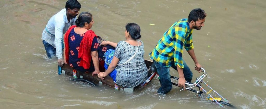 Monsoons in India: More than 50 die in lightning strikes