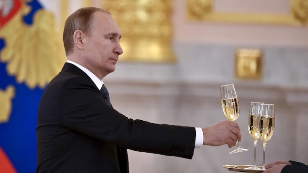 New labeling of champagne in Russia discredits France