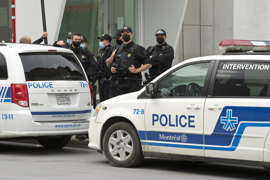 New site for reporting police stops in Montreal