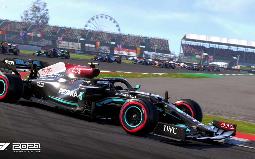 Pyrrhine Gaming: Entering Formula 1 consoles with F1 2021