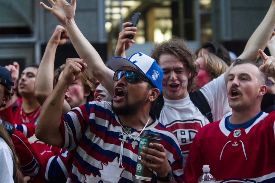 Stanley Cup Final    Quartier des spectacles and broadcast at the Olympic Park
