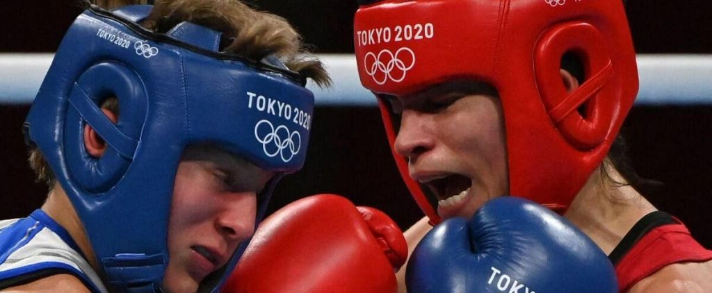 Tokyo Olympics: Canada's first boxing victory