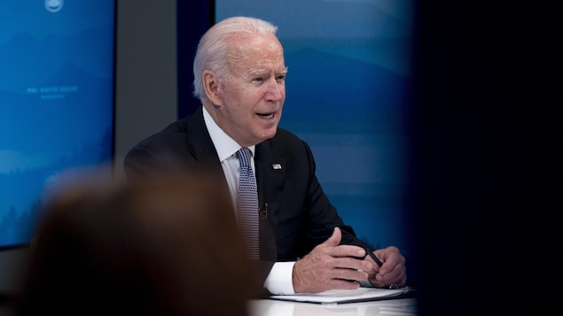 Under pressure, Biden imposed sanctions on Cuba and threatened to go further