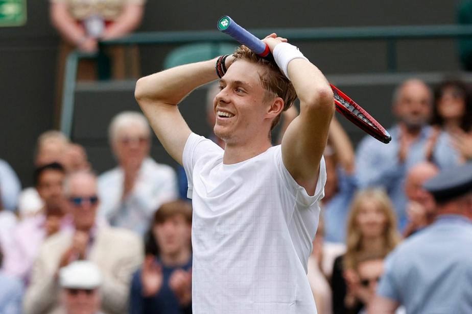 Wimbledon    Shapovalov, who faced Djokovic, wanted to thwart expectations