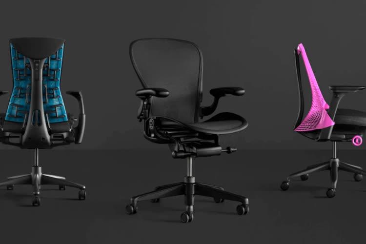 Promo: 15% off Herman Miller gaming chairs