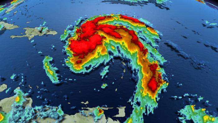 Operations resume in Atlantic, Florida