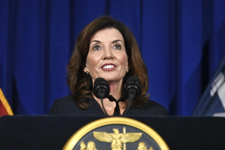 Governor Andrew Cuomo resigns |  Kathy Hochul is ready to take on the screen behind the scenes