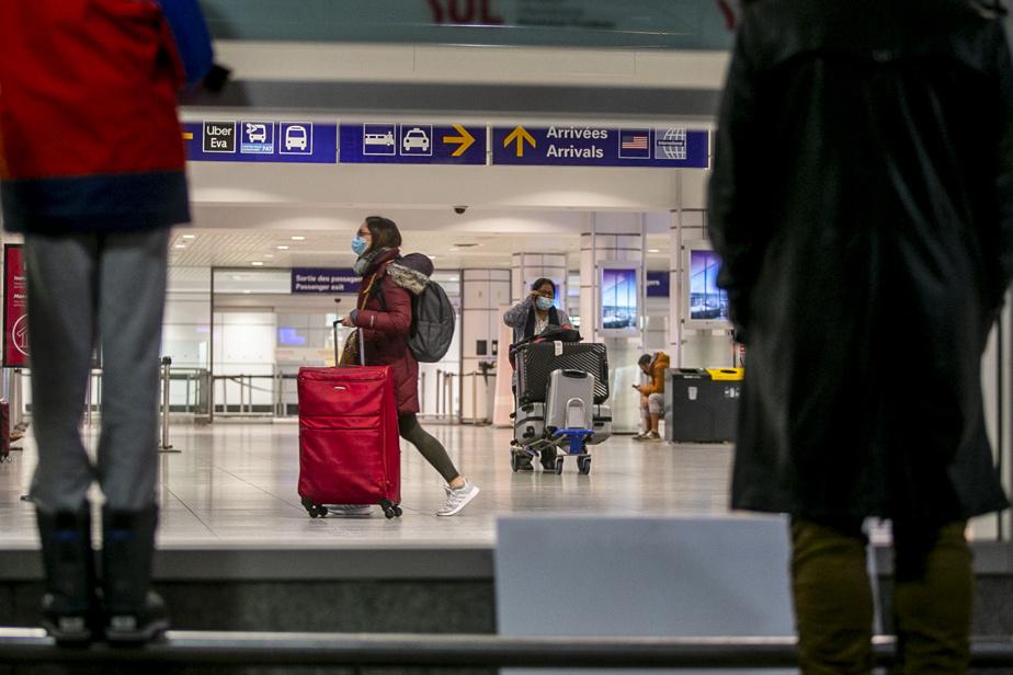 Foreign travelers    Quebec asks Ottawa to tighten the screw