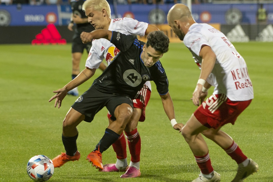 CF Montreal - Red Bulls    CF Montreal wins in stoppage time