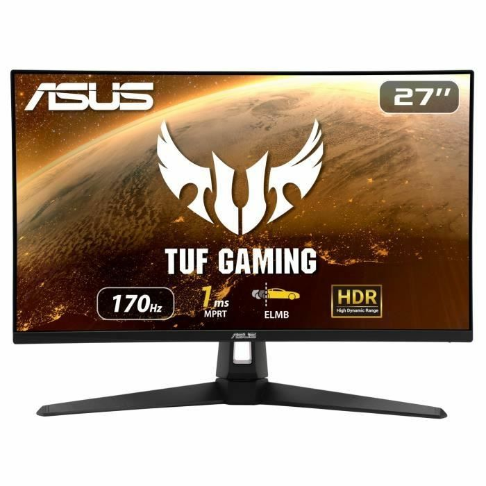 Very big promotion on ASUS TUF VG27 Gaming Monitor with a selection of the best deals of our day