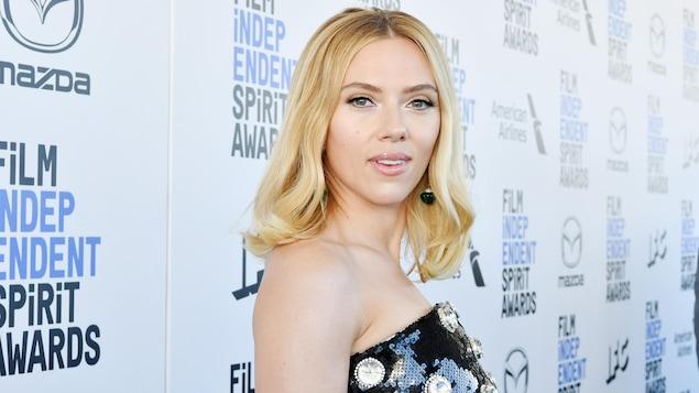 Scarlett Johansson in Wes Anderson's next film