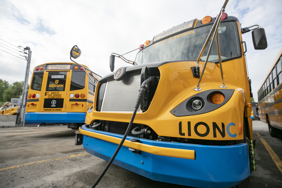 School transport |  Hydro-Quebec wants to facilitate power conversion