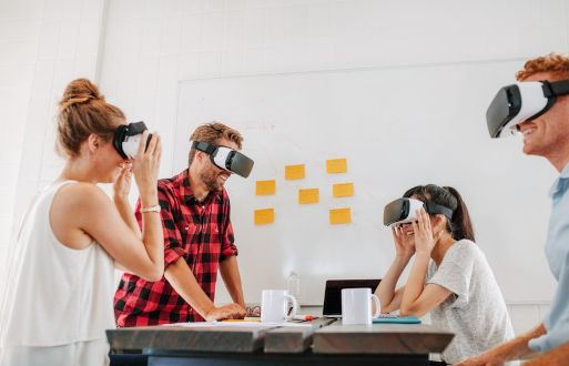 Facebook has launched virtual reality meeting rooms