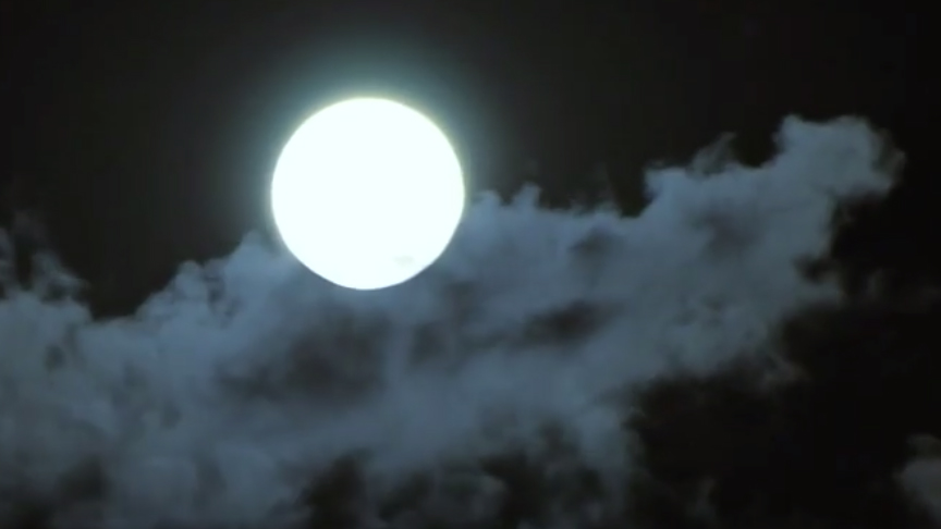 This weekend a rare full moon in 2021 will shine in our sky