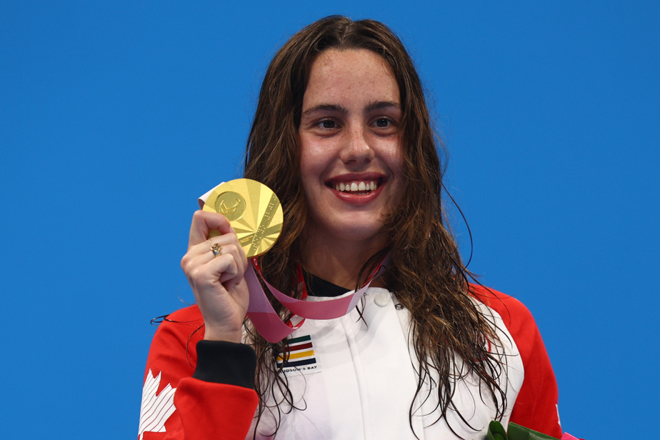 Paralympic Games    Aurelie Rewards won Canada's first gold medal