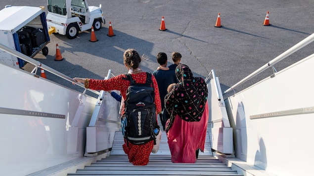 5,000 Afghans evacuated by the United States will be resettled in Canada