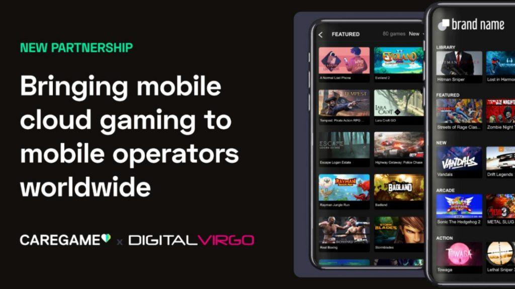 Accept me Digital Virgo's cloud gaming technology