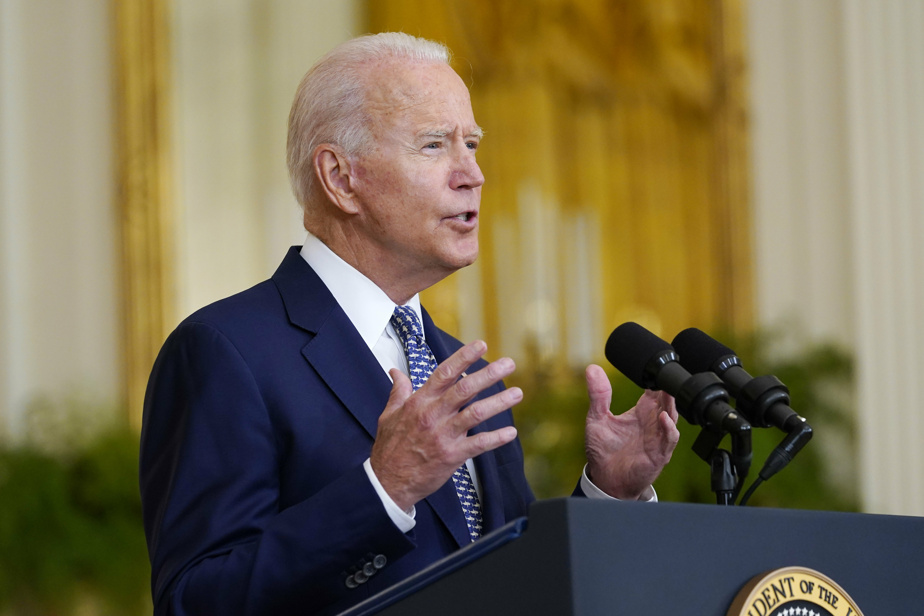 Afghanistan    Biden faces frustrated Americans and bitter friends