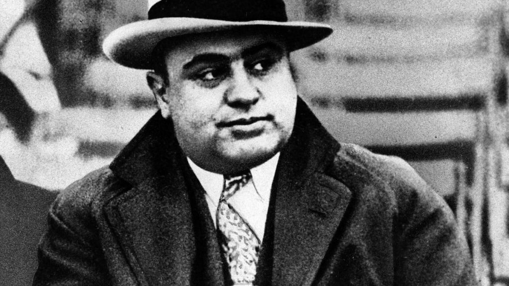 Al Capone's Colt will soon be auctioned off in California