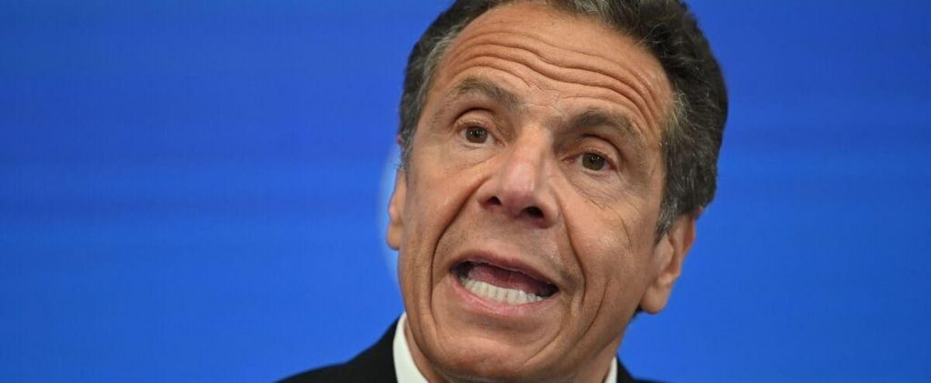 Andrew Cuomo has announced his resignation following allegations of sexual harassment