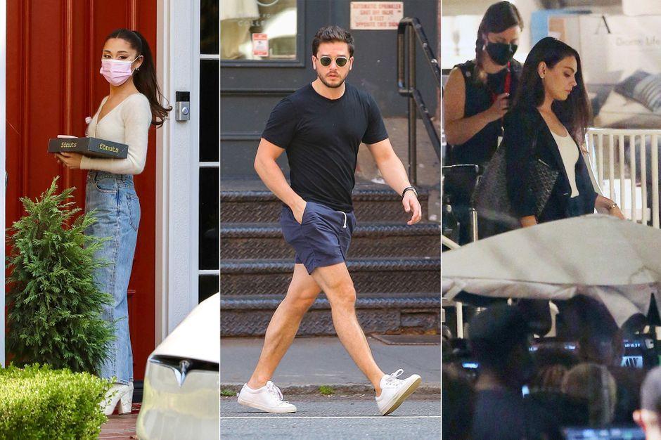 Ariana Grande, Kit Harrington, Mila Kunis ... Star Summer