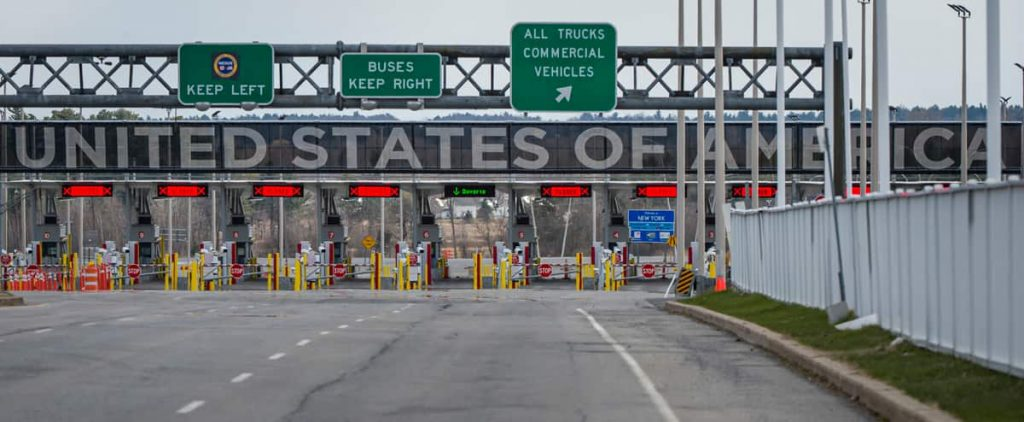 Border reopening: The new easing will take effect on Monday
