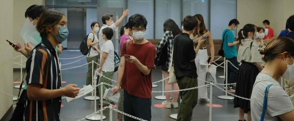 COVID-19: Japan expands its sanitation measures