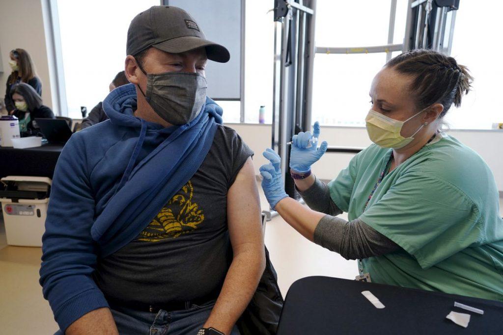COVID-19: United States reaches biden vaccine target |  World |  News |  The sun