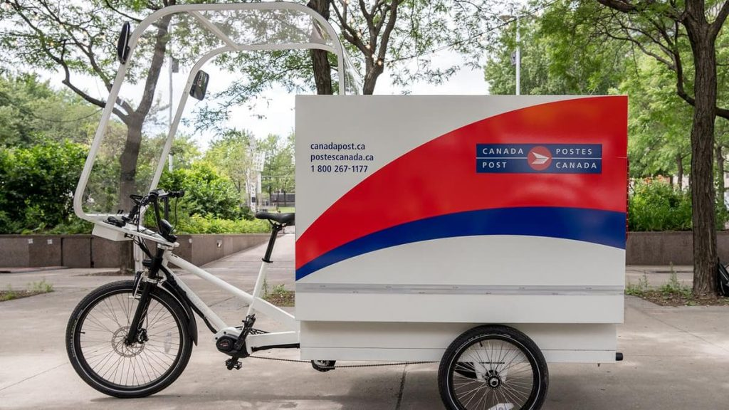Carbon neutrality: Canada Post committed to reducing its greenhouse gas emissions