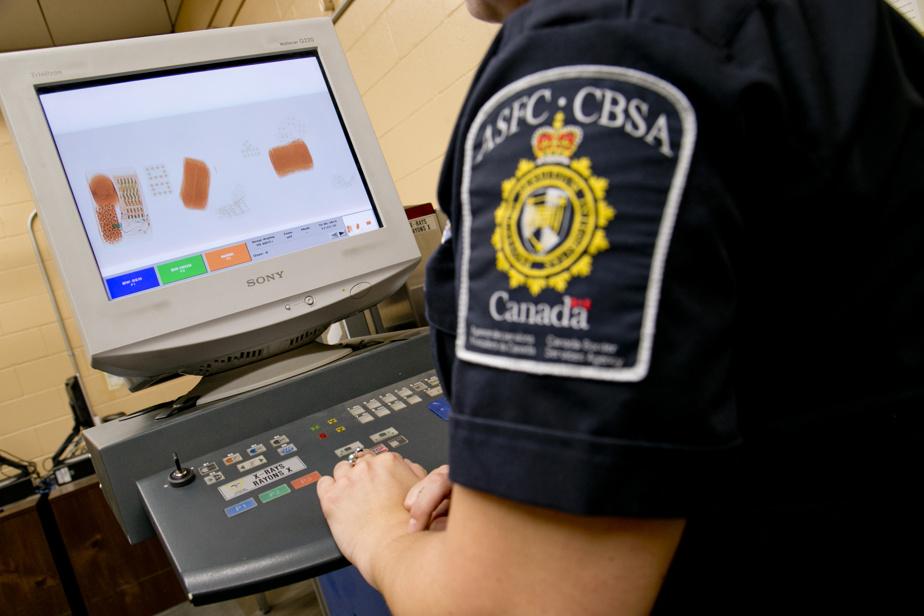 Customs officers begin their zeal