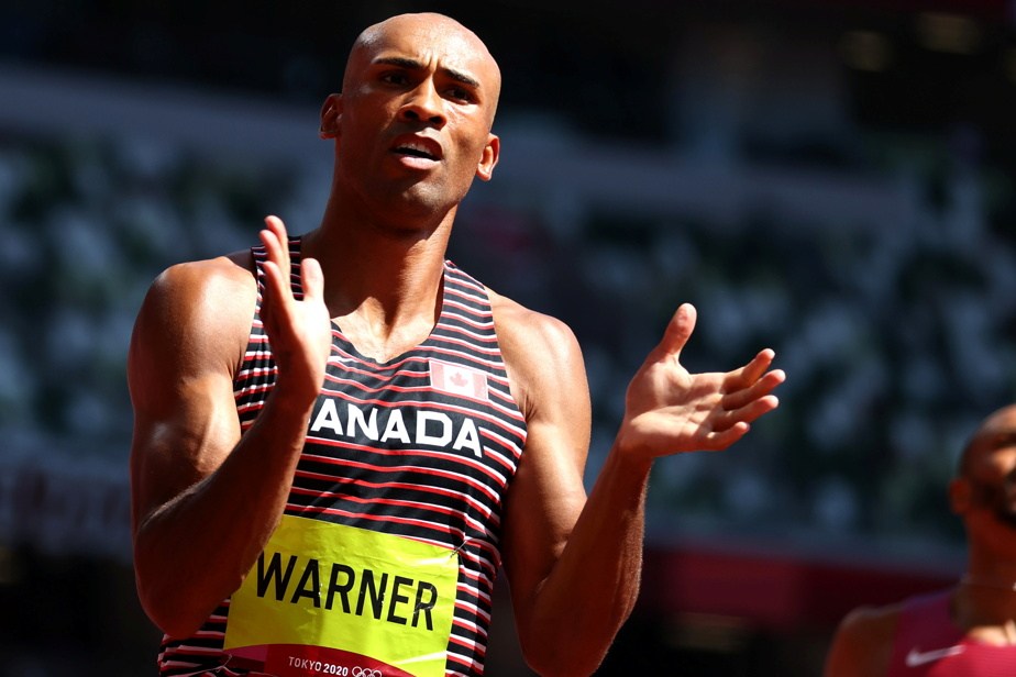 Decathlon |  Another Olympic record for Damien Warner