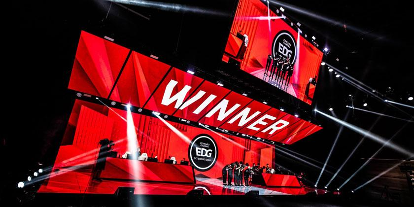 EDward Gaming in the LPL and World Finals