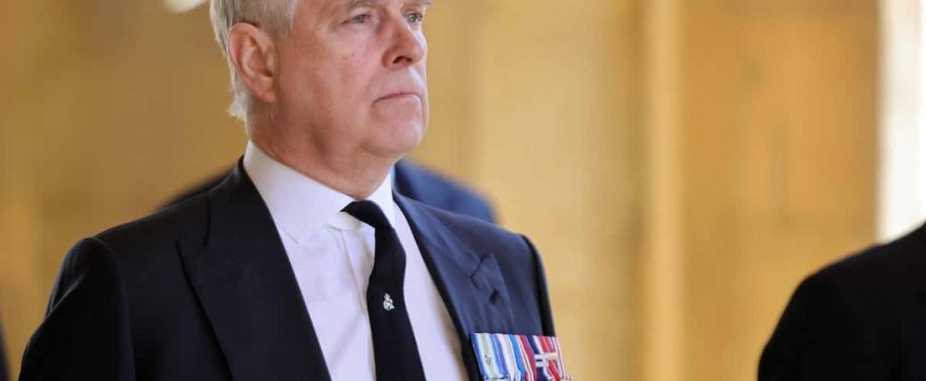 Epstein case: Prince Andrew accused in New York