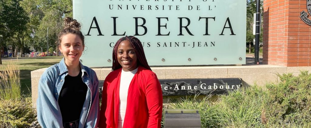Francophone Campus in Alberta: I could not read in French