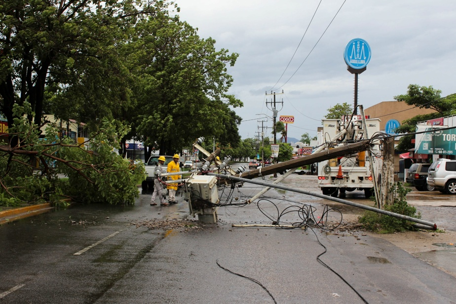 Grace Nora hurricane Nora hit Mexico days ago last week